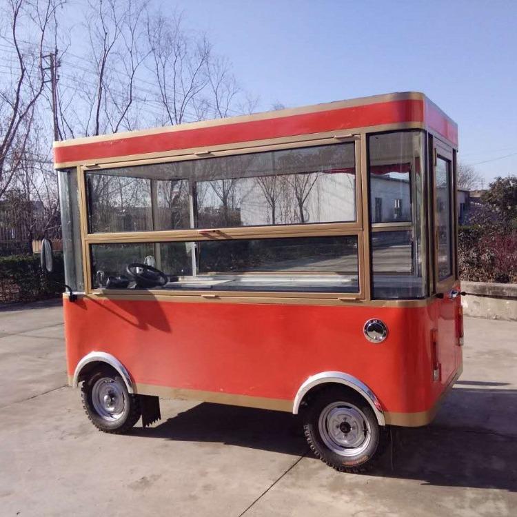 加盟店车要多少钱 加盟小吃店车排行榜 电动小吃车多少线一台