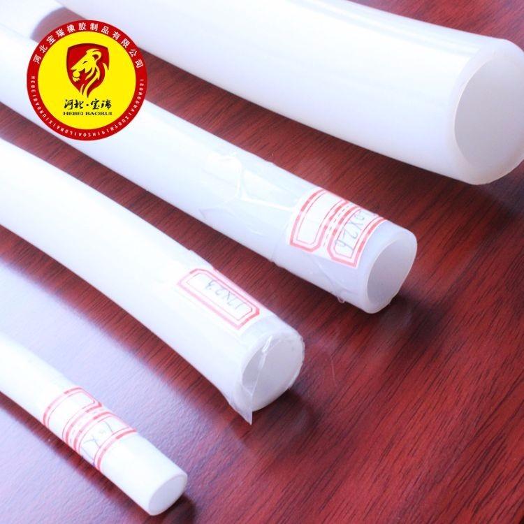 大口径硅胶管食品级硅胶管软管工业级耐高温高压硅胶软连接波纹管
