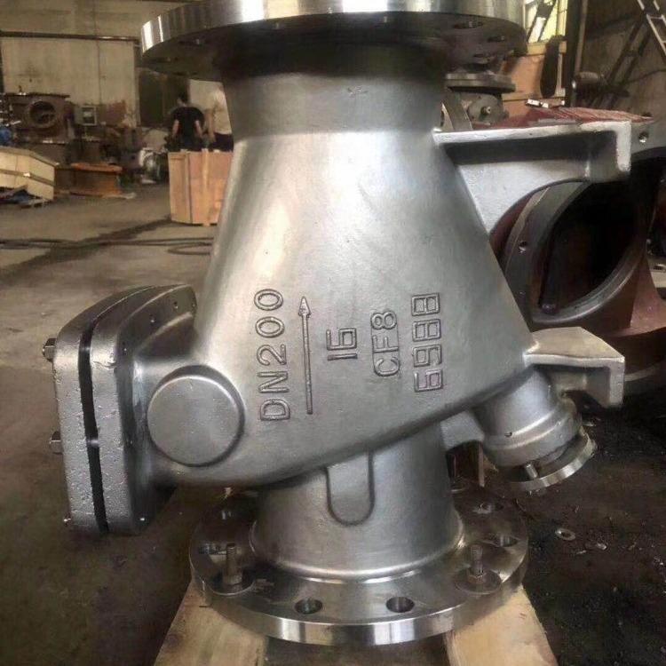专业生产HH44X不锈钢微阻缓闭止回阀  微阻缓闭逆止阀
