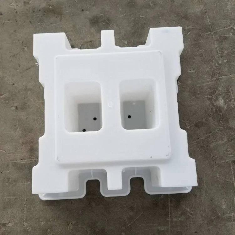 水泥连锁式护坡模具 混凝土连锁式护坡模具 连锁式护坡模具