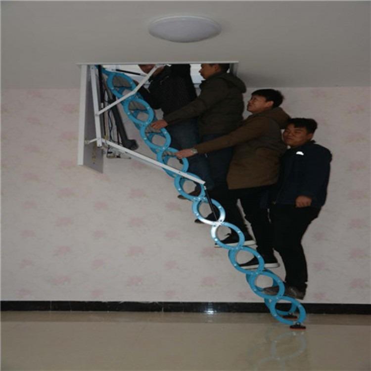 阁楼楼梯 泰步阁楼楼梯 阁楼楼梯厂家 阁楼楼梯经销商