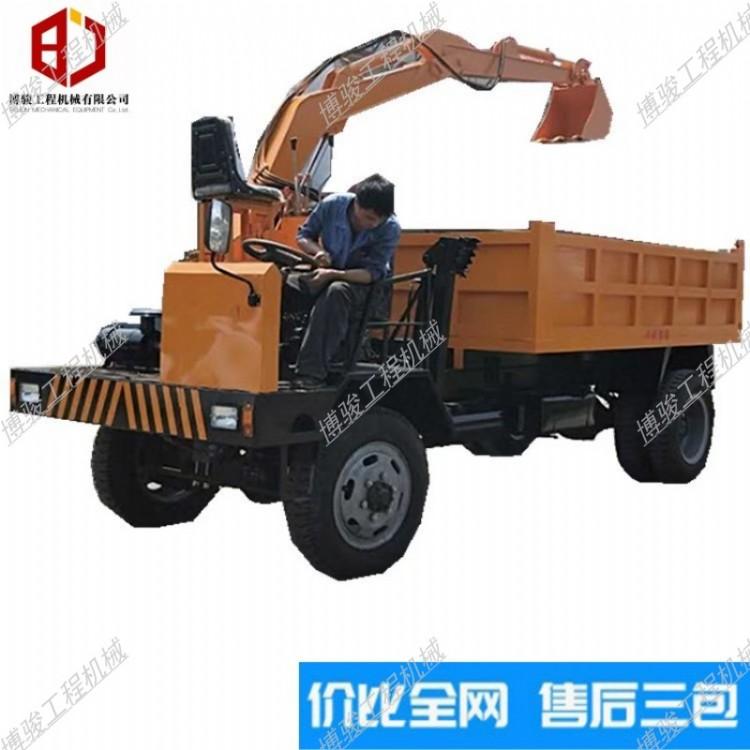 抓木机转让协议 全新20抓木机临沂个人 大型随车挖机 铲车抓木机图片