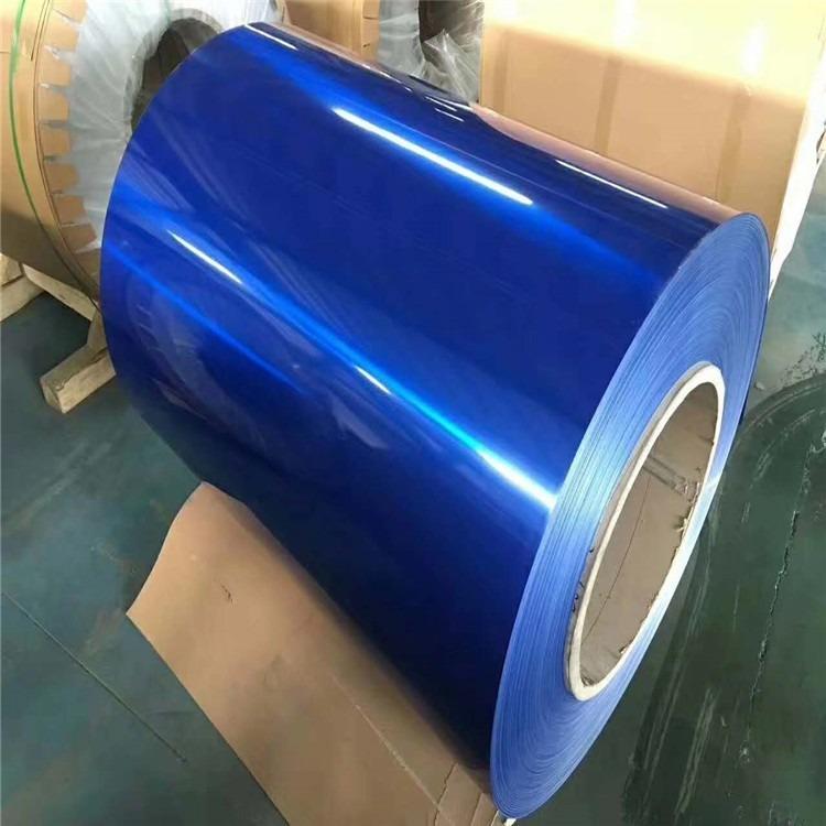 河北加工聚酯氟碳环氧 彩涂铝卷