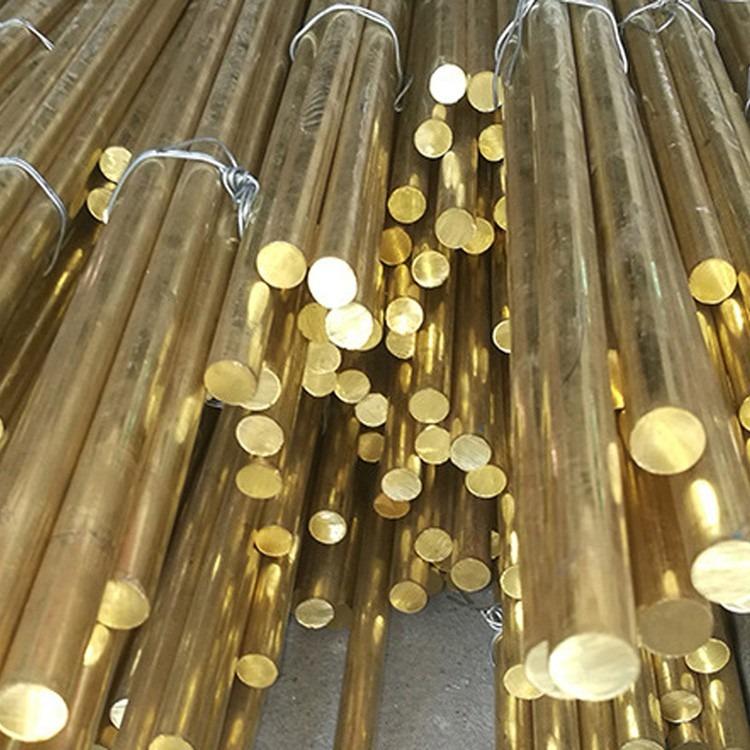 国标H59黄铜棒   低铅环保H62黄铜棒   可零切