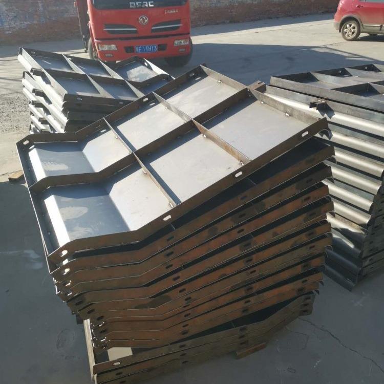公路防撞墙模具 预制防撞墙模具