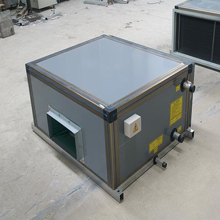 厂家定制空调机组空调设备机组_吊顶式新风机组组合式空调机组新骏定制