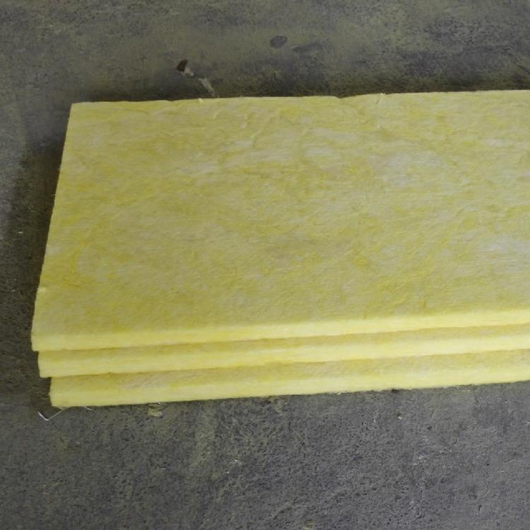 廊坊玻璃丝棉板 生产玻璃丝面板 高温玻璃丝棉板