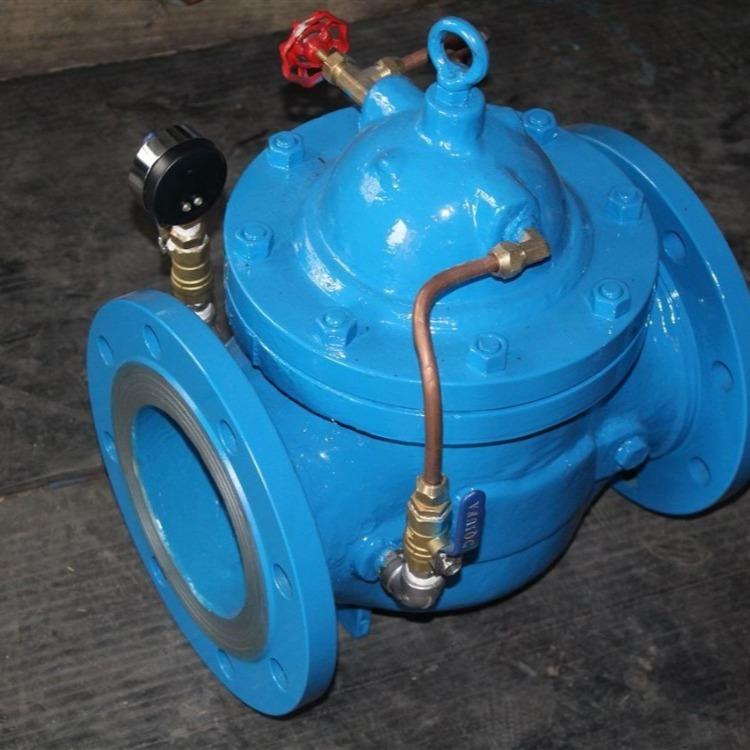 泰瓯直销水泵控制阀 700X水泵控制阀 不锈钢水泵控制阀 多功能水泵控制阀