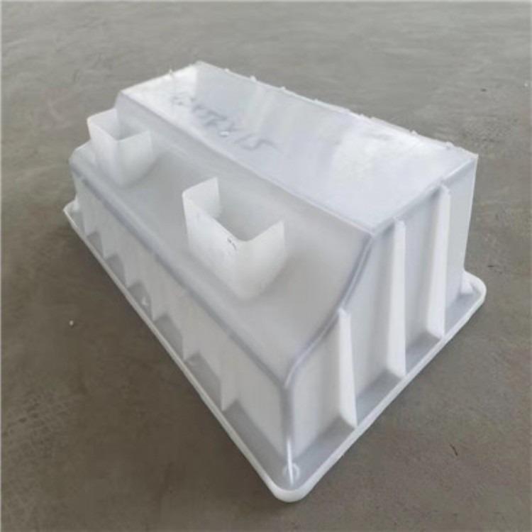 防撞石模具 防撞石塑料模具
