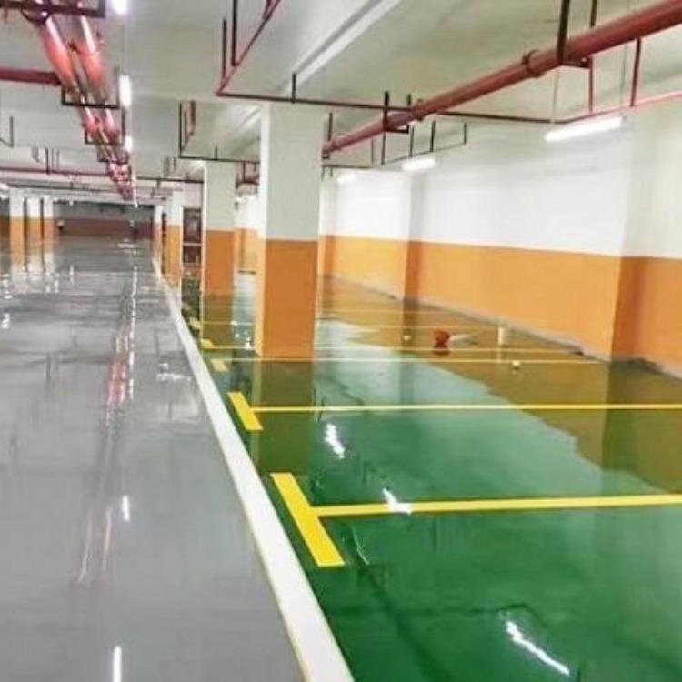 杭州环氧地坪漆施工厂家 润洲地坪
