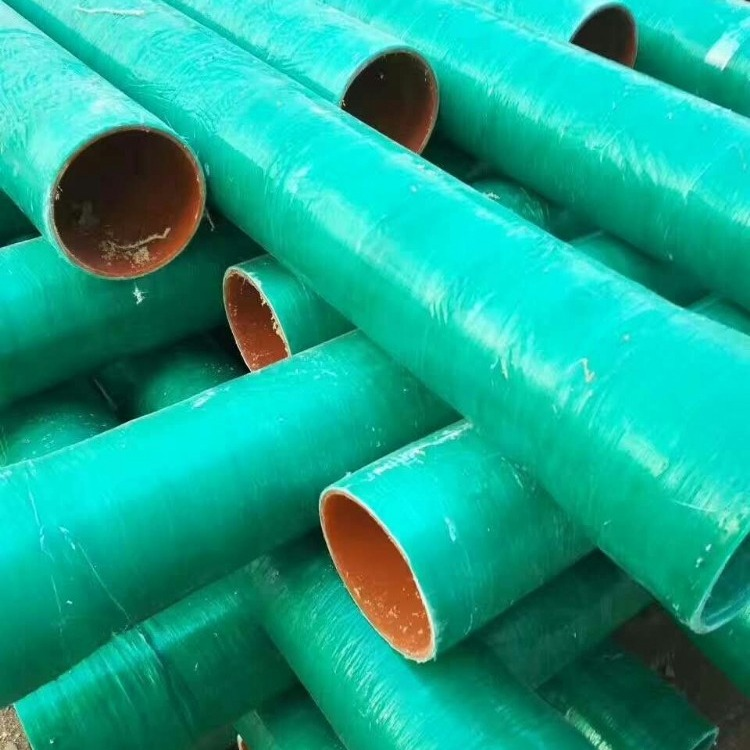 河北百鸿厂家直销 电缆电力管 耐腐蚀抗冻玻璃钢管