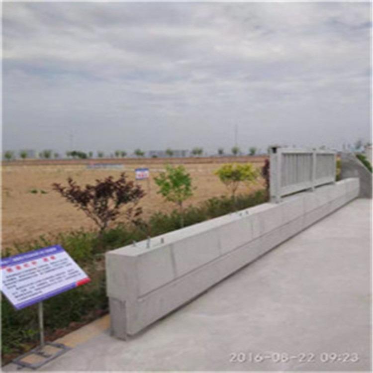 公路声屏障钢模具 预制声屏障钢模具