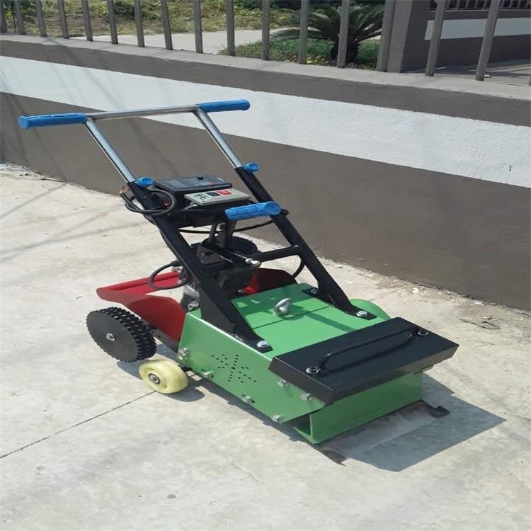 运动场地 橡胶跑道铲销机 小型手推式地坪铲削机 森创生产 优惠销售