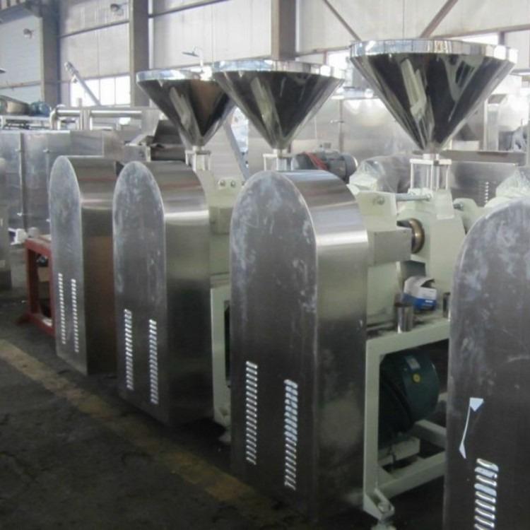 玉米条生产线  粟米条生产机械  奇多加工设备