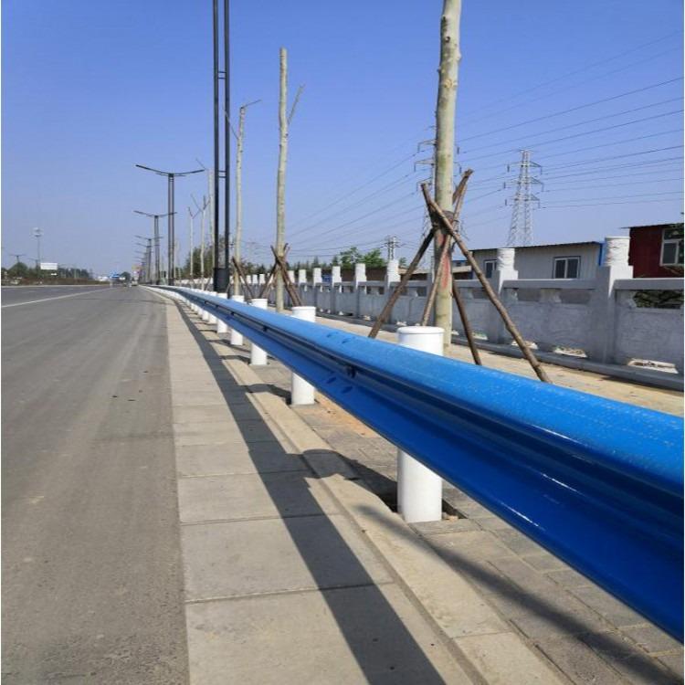 浙江省宁波市喷塑波形护栏 镀锌护栏板