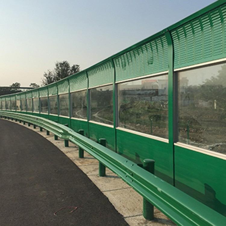 波形护栏板 三波护栏 W喷塑护栏