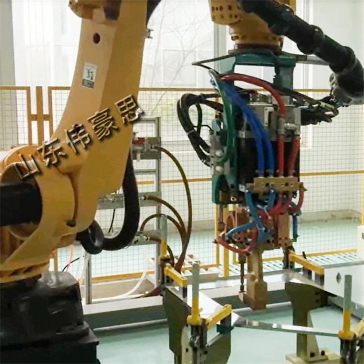 门窗全自动焊接机器人 机器人焊接机制造商