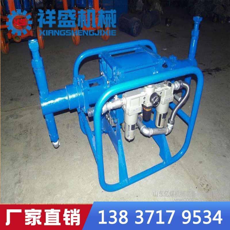 丽水2ZBQ型系列气动注浆泵优势