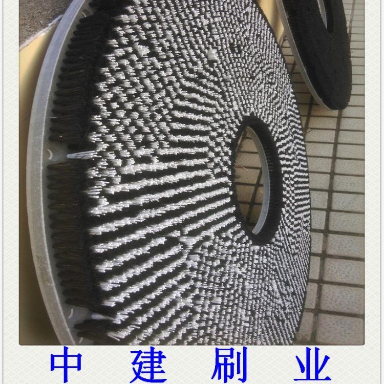 厂家直销大盘刷圆盘刷抛光刷研磨产品研磨皮抛光刷液晶屏幕抛光刷