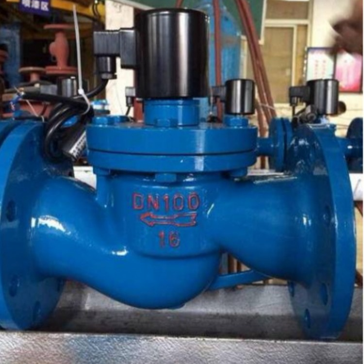 专业生产水用电磁阀 ZCS水用电磁阀 法兰水用电磁阀