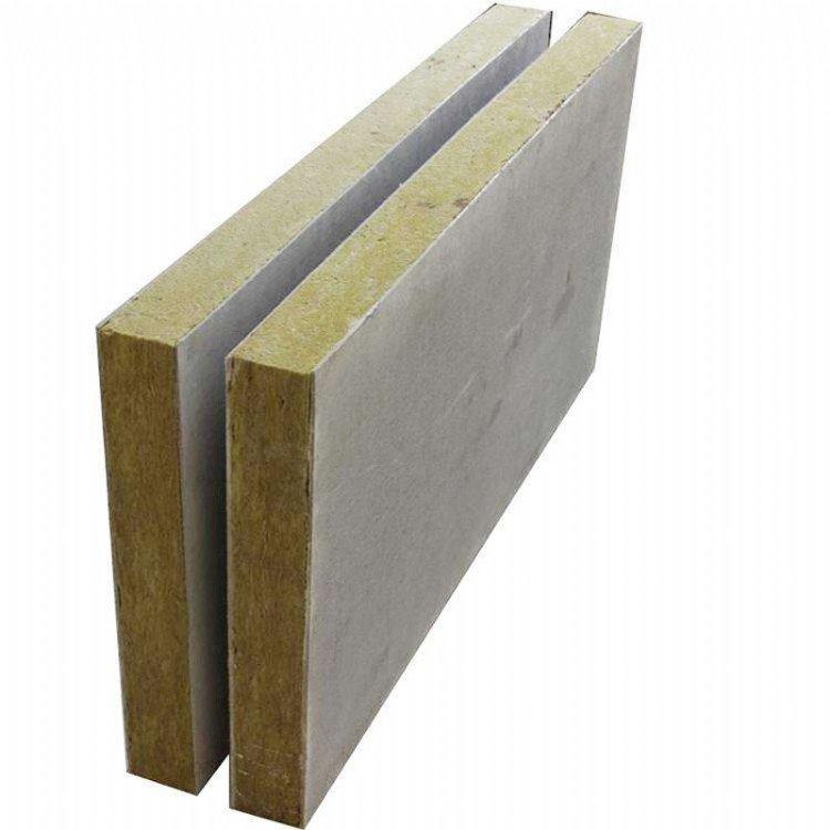 复合岩棉板 岩棉板 岩棉复合板