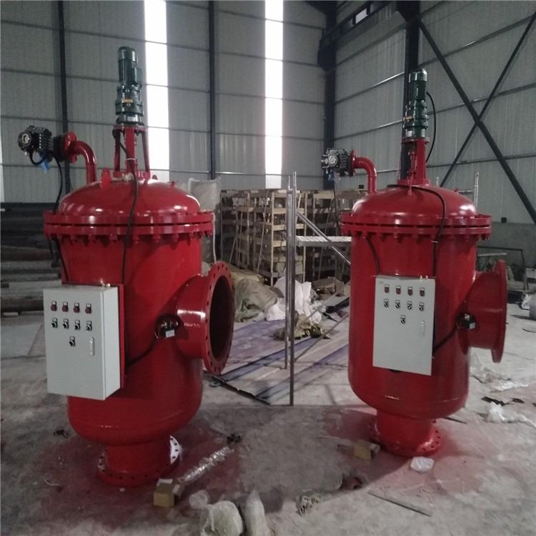 吉鑫厂家专业生产滤水器_手动滤水器_工业过滤器_电动滤水器