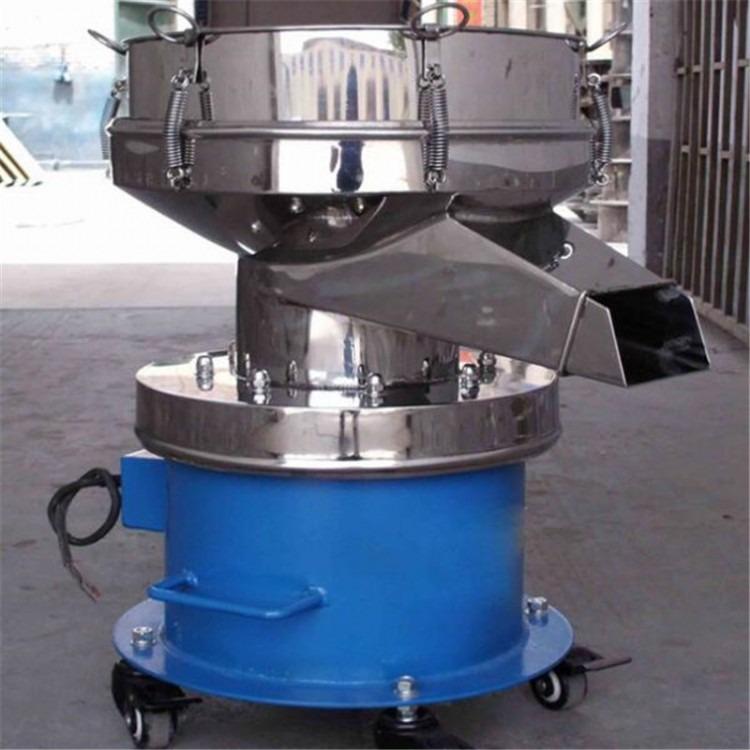 创博机械 450过滤筛 豆浆果汁过滤机 不锈钢振动筛 450过滤机