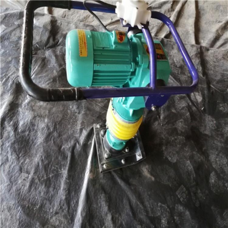 泰泛电动砸夯机多少钱电动夯机加多少机油