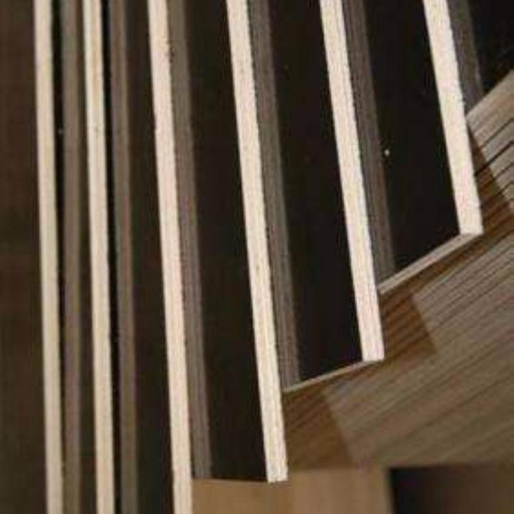 建筑模板覆膜板 酚醛树脂 胶合板批发