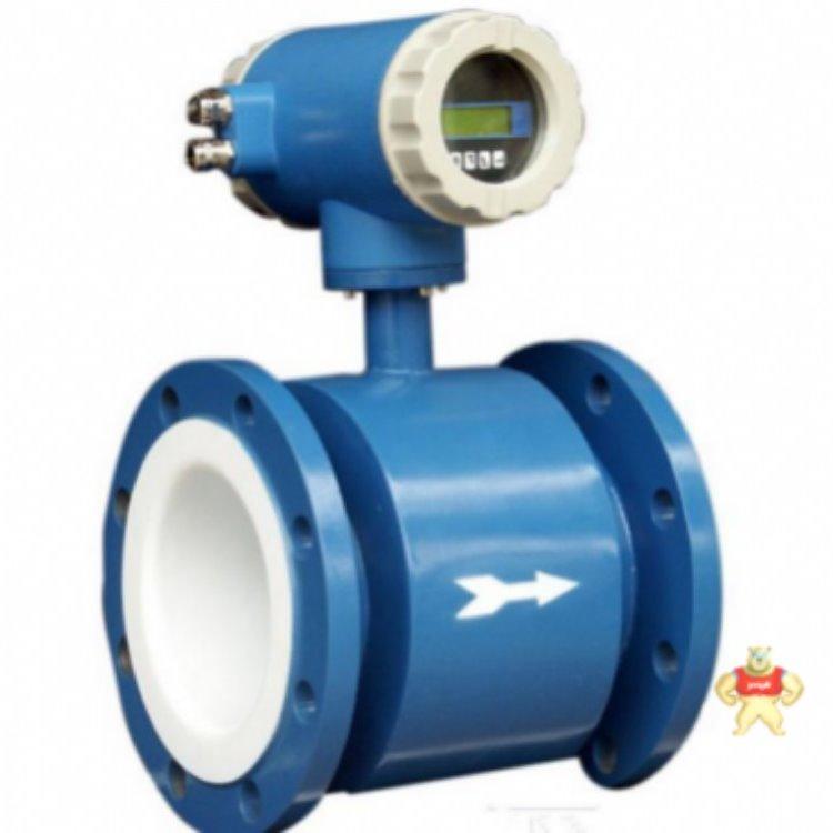 污水专用管道式电磁流量计-分体式电磁流量计
