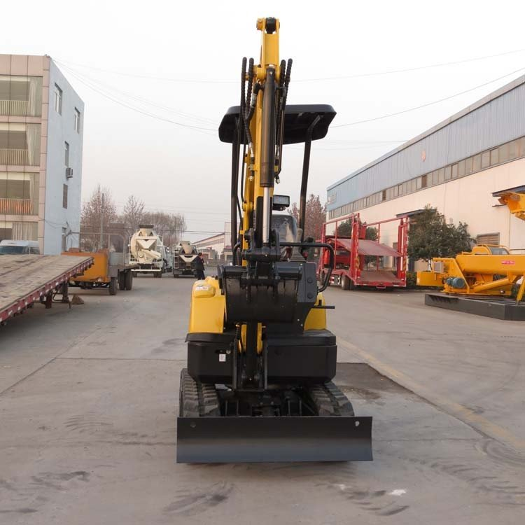 工厂直供小型挖掘机 履带式微型挖掘机 热销微型工农两用小挖机