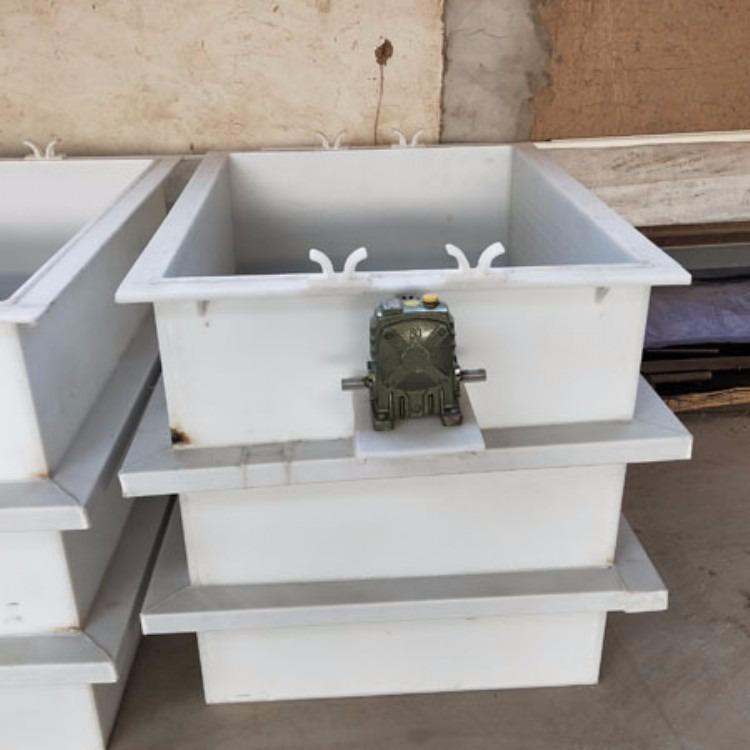 岳特厂家自产pp板 定制焊接pp水箱 pp塑料箱焊接