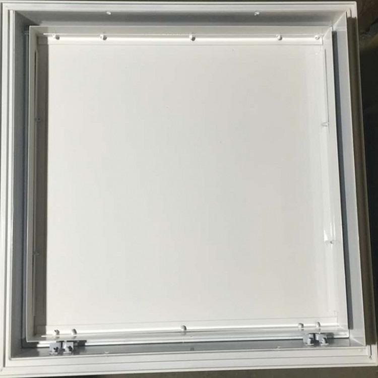 按需定制 板式检修口厂家 托板式检修口安装  空调检修口 铁板可开检修口