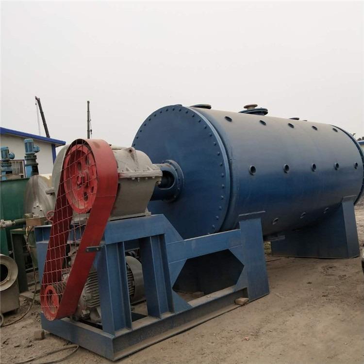 二手真空耙式干燥机  供应有机肥真空干燥机  氢氧化钡真空耙式干燥机