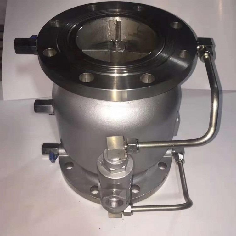 专业生产倒流防止器 低阻力倒流防止器 LHS712X低阻力倒流防止器