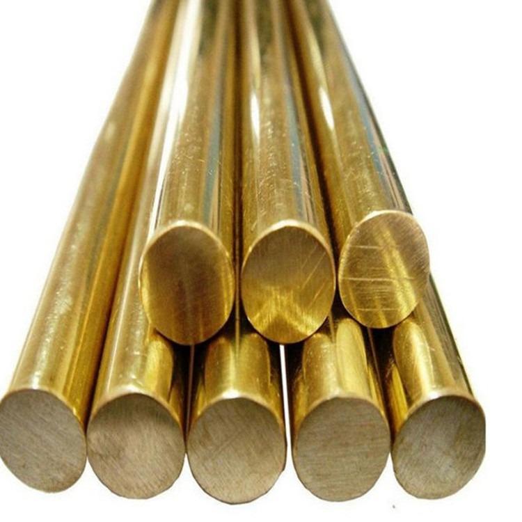 现货供应H65优质黄铜棒   拉花H62黄铜棒