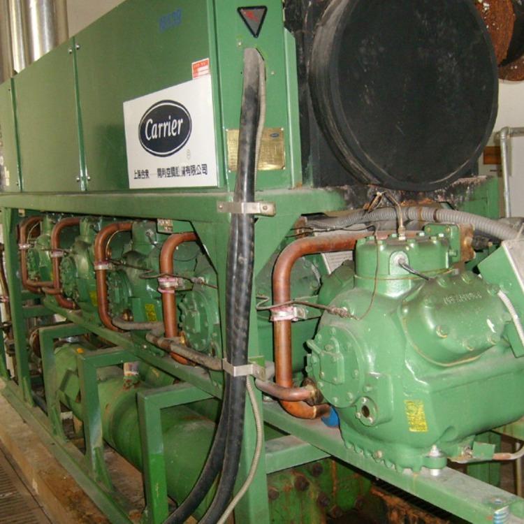 安装磁悬浮空调机组,活塞空调机、地源热泵空调机组二手回收