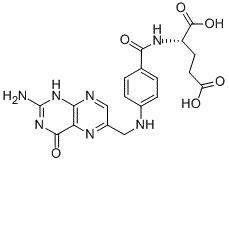 维生素M,维生素Bc,叶酸 5g 国产 cas:59-30-3