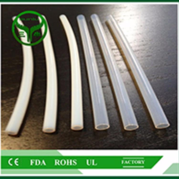 透明聚四氟乙烯管 白色聚四氟乙烯套管 聚四氟乙烯管厂家批发