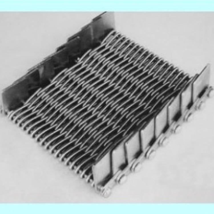 厂家大量供应不锈钢网带 流水线涂层乙型网带 金属304一字型网带