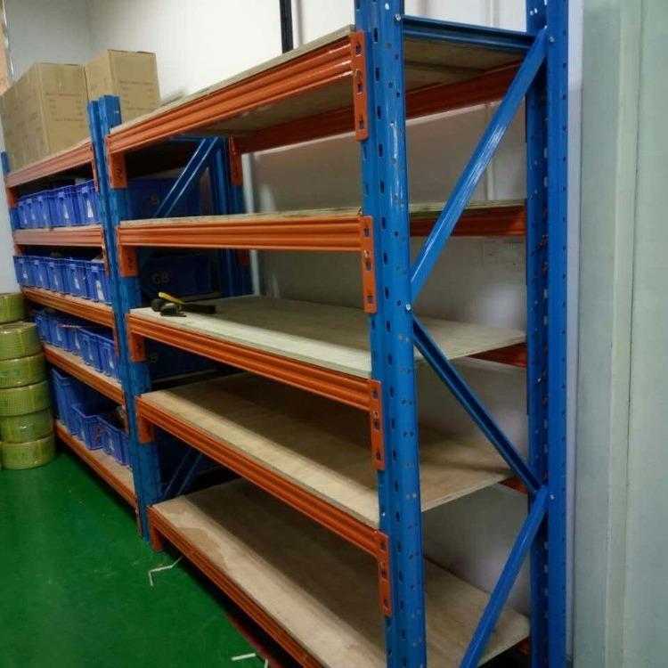 珠海仓储货架公司生产五层中型仓库货架品质有保证