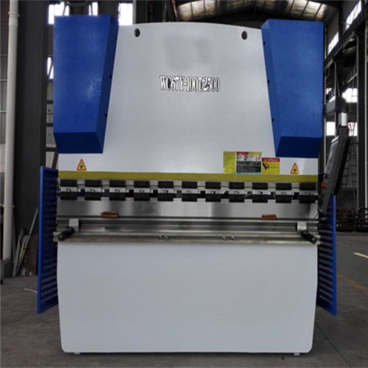 WC67Y-1002500数控液压板料折弯机厂家促销