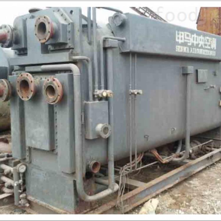 二手空调回收 空调机组回收 溴化锂中央空调j机组回收置换