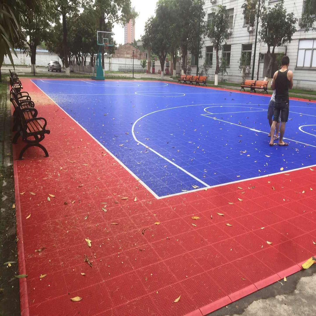 崇左市凭祥市硅pu篮球场施工价格