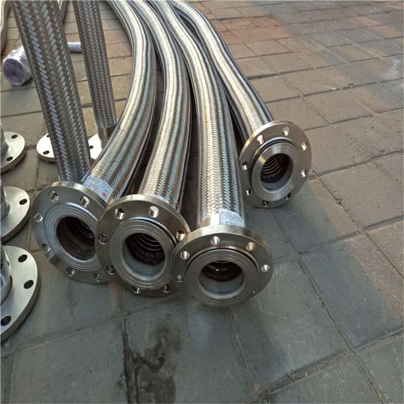 DN200金属软管高压金属编织软管衡水金属软管天威