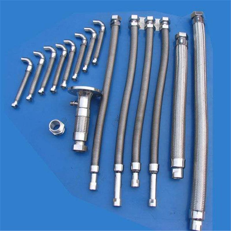 DN250mm金属软管可弯曲金属软管金属软管总成厂家直销