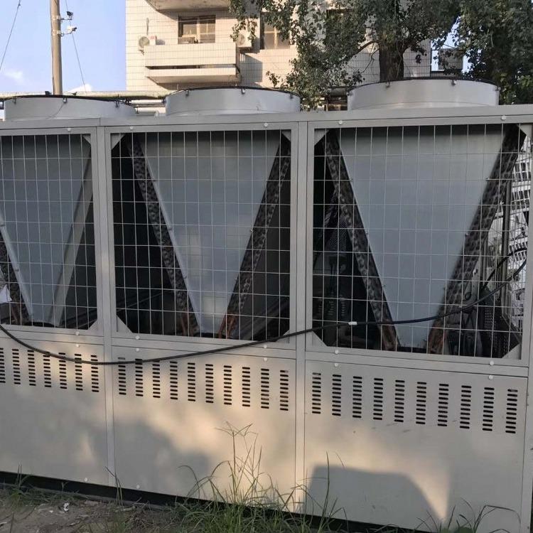 天加空调,二手TICA中央空调,天加水冷热泵模块机二手回收