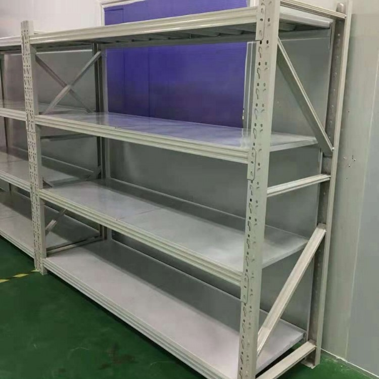汕头货架公司直销活动式轻型仓库货架量大价优