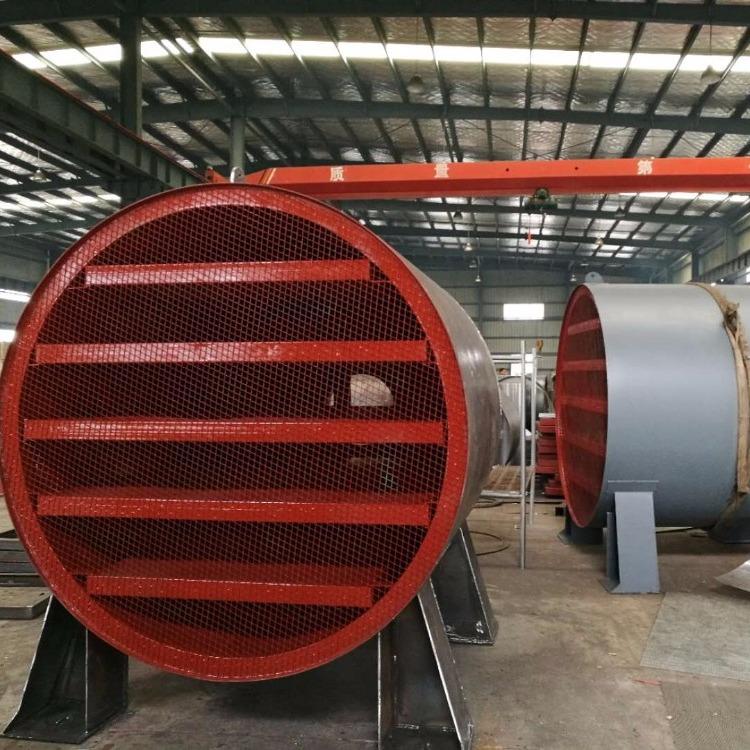 大量供应鼓风机排气消音器,造远鼓风机排气消音器,电厂专用鼓风机排气消音器