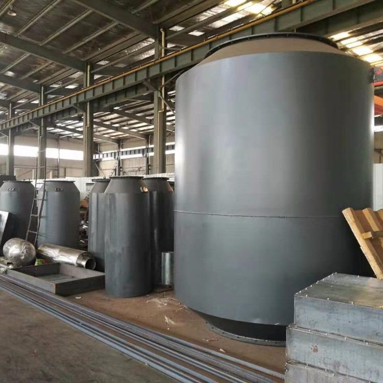 电厂专用鼓风机排气消音器,双银鼓风机排气消音器,厂家批发鼓风机排气消音器